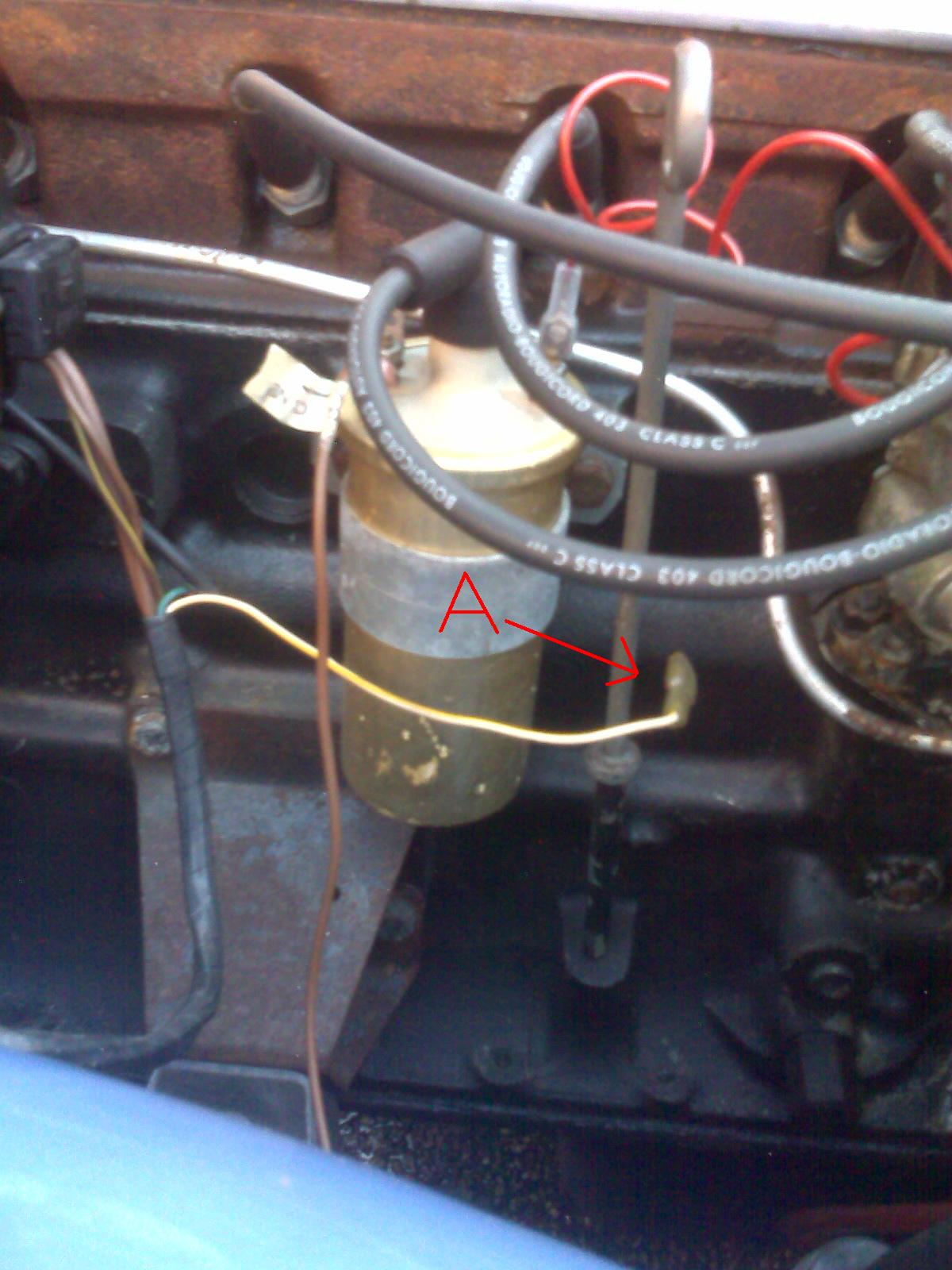 Intermittent Ignition problems - TR6 Forum - TR Register Forum