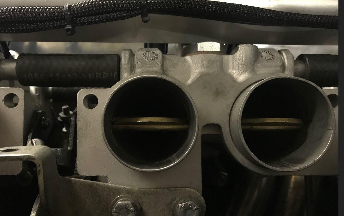 PI Throttle Disc Position Gaspedal vs WOT - TR6 Forum - TR