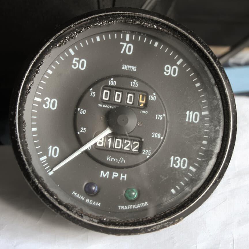 Speedo repair - TR6 Forum - TR Register Forum