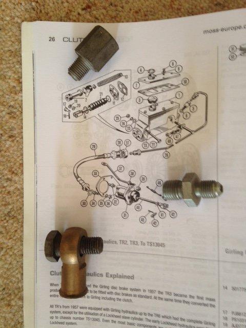 Clutch pipe adapaptors.JPG