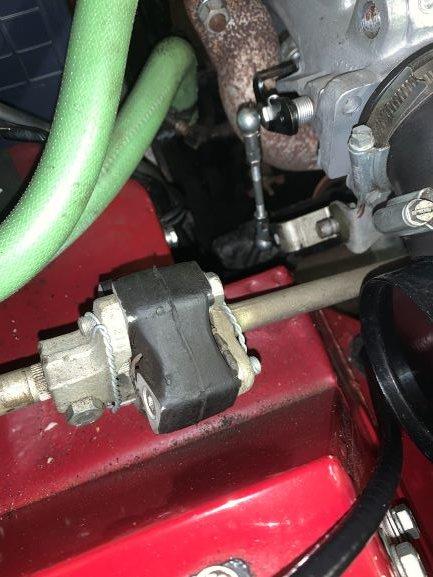 Steering Column Clamp TR6.JPG