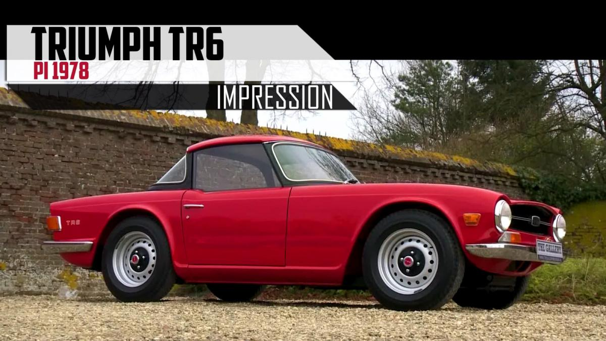 TR6 Surrey Top, Options? - General TR Technical - TR