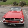 TR6 - Fitting new left hand dash crash pad - last post by Trever the rever