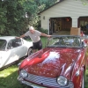 Special tr4a from Belgium - last post by silverfox4