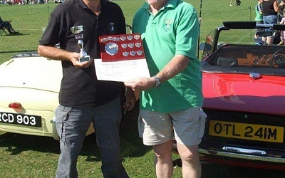 Hunstanton Kite Festival, Best stand winners with Wensum Group 201