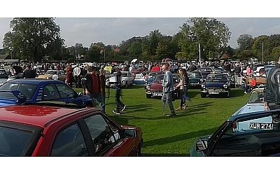 Shalbourne Classic Car Show