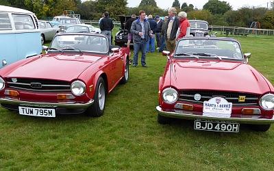 Classic & Sports Car - Thatcham Classic Show