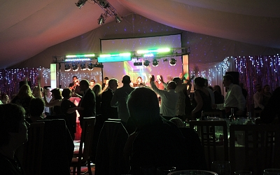 THe lea Vasey Big Band in Full Voice