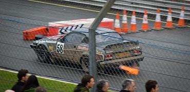 Hamilton Motorsport Triumph TR7V8 to return at Lurgan Park Rally