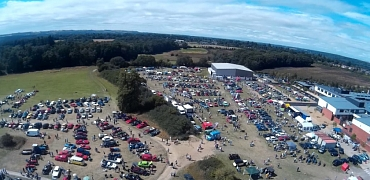 Kennet Valley TR Group August Mid Monthly - 24th Annual Classic Vehicle Show in aid of Bloodwise