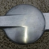 Fuel Cap for TR6, quick release, competition style, new unused, For Sale...