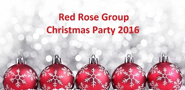 Red Rose Group Christmas Party 2016