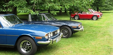 Notcutts Classic event TR's & Classics needed!