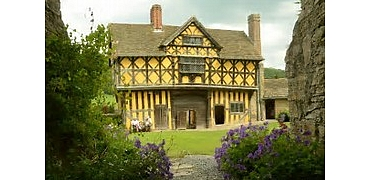 Visit to Stokesay Castle