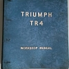 TR4 Workshop Manual...