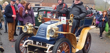 Sunday 5th November London to Brighton Veteran Car Run - Entries avaliable