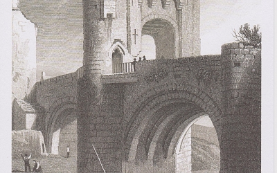 Engraving early 1820s