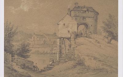 Watercolour 1808