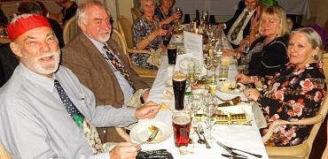 Brunel Christmas Dinner 2017