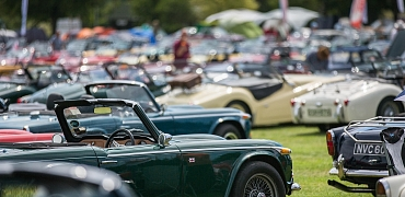 Standard Triumph Marque Weekend hosted by the TR Register