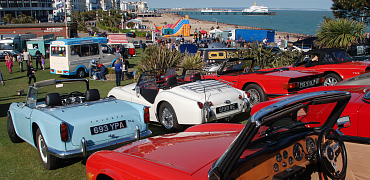 Sunday 6th May - Magnificent Motors Eastbourne - Entries available