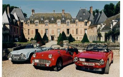 Chateau de Brecourt