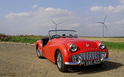 Roger's TR3A