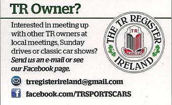 TR Register Ireland