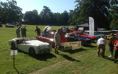 18/6/2017 Cars on the Green at Nowton Park #2