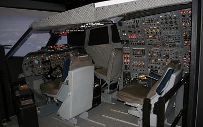 Makes a TR 'cockpit' look simple!