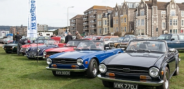 Classics on the Beach - 2 April 2018