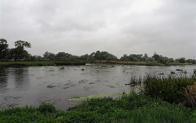 The Confluence of the Dove with the Trent.