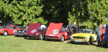 SHELSLEY WALSH, 11TH & 12TH August 2018