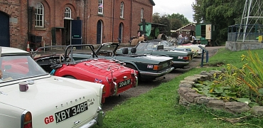 Run-out to Hereford Waterworks Museum - 9th September 2018