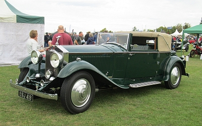 Immaculate and spectacular Rolls Royce