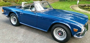 TR6 1972 CP Full nut and bolt restoration - (Chapter 7) Final preparation and spraying
