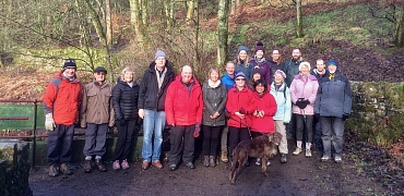 Wharfedale Group Post Christmas Lunch January 2019
