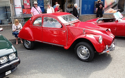 2CV with wow factor!