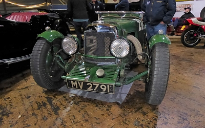 1932 Aston Martin