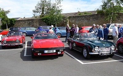 Rendezvous at Tetbury