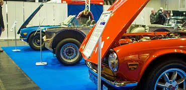 TRs will play Top Trumps at NEC Classic Motor Show 2019