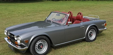 TR6 1972 CP full nut and bolt rebuild - (Chapter 21) – Epilogue!