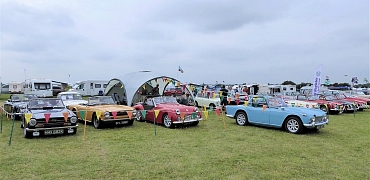 Gloucestershire Vintage and Country Extravaganza - 3rd August 2019