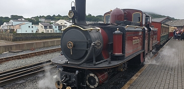 Report on TR Register Shropshire Group Run to Ffestiniog Railway on 14th August 2019