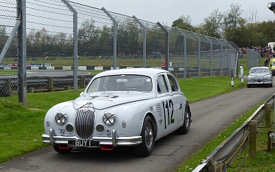 The ex Roy Salvadori Coombs Mk.1, They say that of the 33 Coombs jags built, only about 300 survive!!