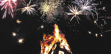 Glavon Bonfire Party - 9th November 2019