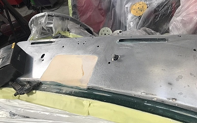 As the body seems to have donated from a TR3 we've have the vent deleted.