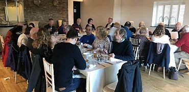 Wharfedale Post Christmas Christmas Lunch 12th January 2020