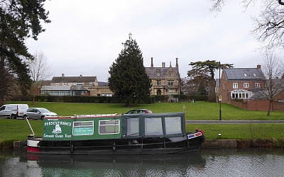 The canal at Ebley