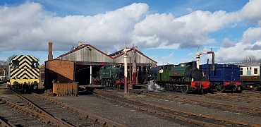 Glavon Group visit to Didcot Railway Centre - 23rd February 2020